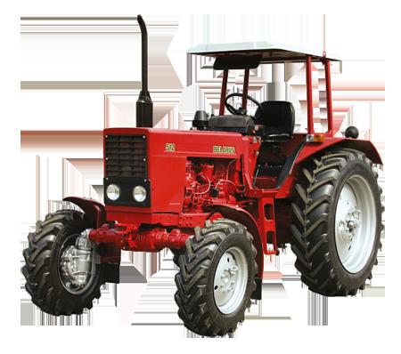 Трактор Беларус-522