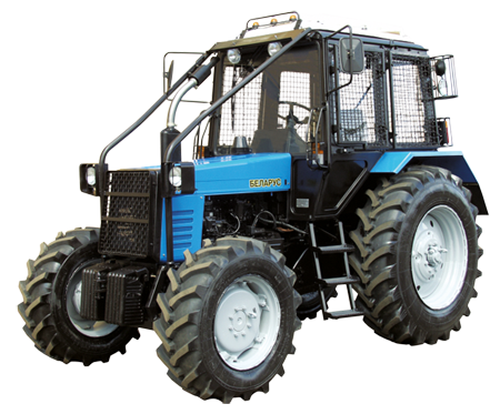 Трактор лесохозяйственный Беларус Л82.2