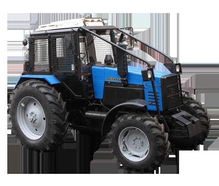Трактор лесохозяйственный Беларус Л1221