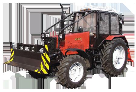 Трактор трелевочный Беларус ТТР-411