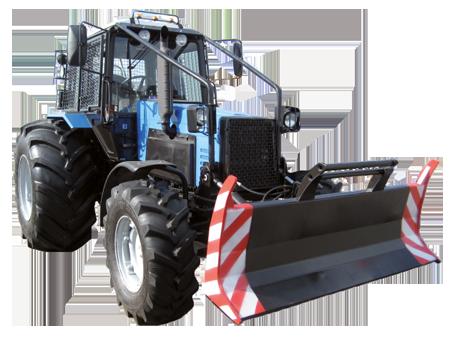 Трактор трелевочный Беларус ТТР-411.1
