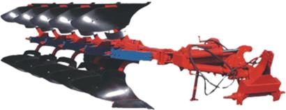 Полунавесной плуг ПО-(4+1)-40