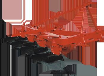 Навесной плуг ПЛН-4-35П (ПЛН-4-35П-2)