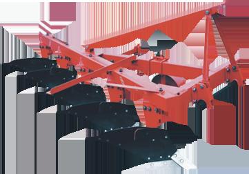 Навесной плуг ПЛН-5-35П (ПЛН-5-35П-2)